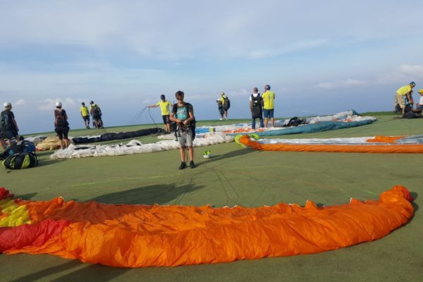 formation parapente reunion
