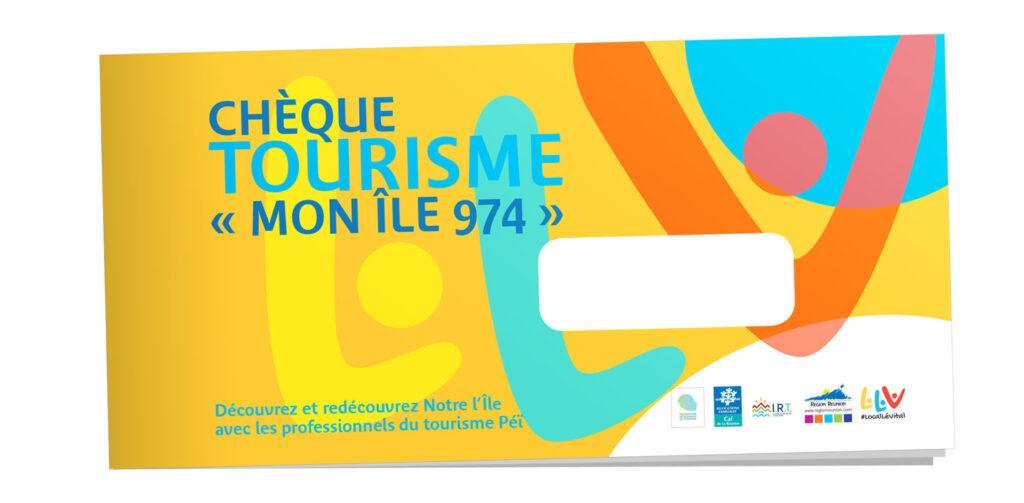 """Chèque Tourisme """"Mon île 974"""""""